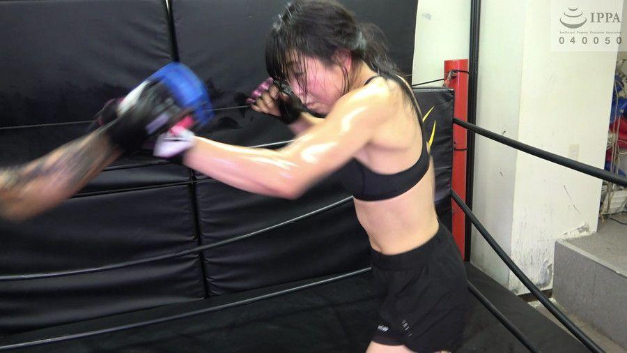 悶絶総合格闘技006 神崎まゆみvs鮫島るい サンプル画像03