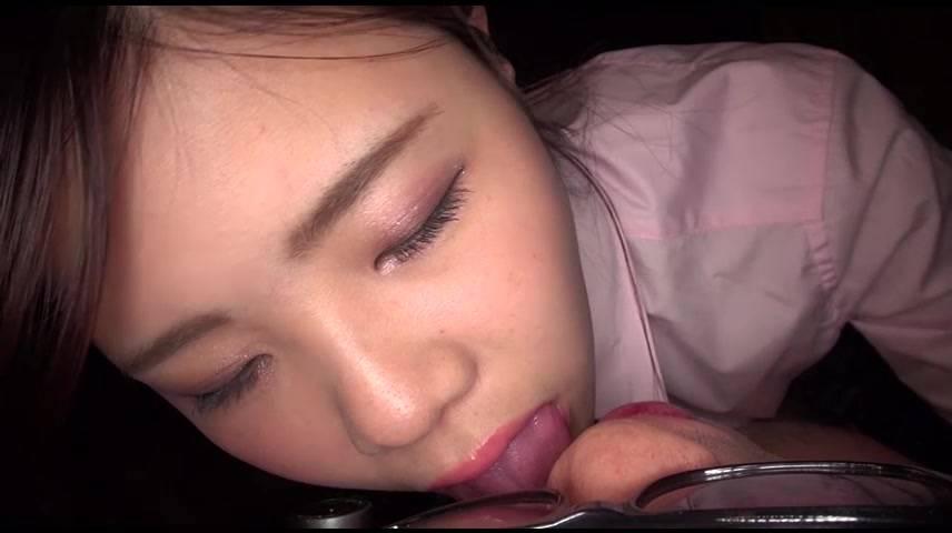 【舌禍の女王】唾液・ツバ・舌・ベロ・顔舐め・接吻 Vol.1 サンプル画像12