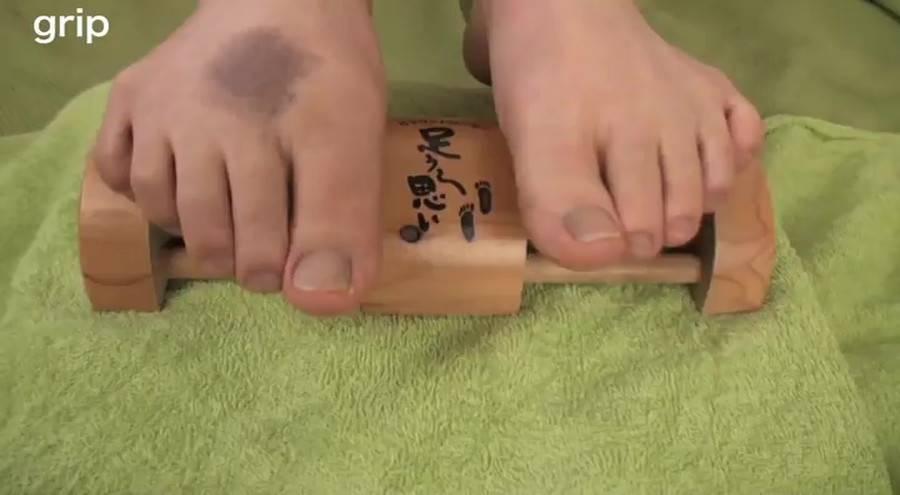 熟女の足裏部屋 朝宮涼子。 サンプル画像02