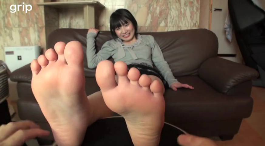 ロリ美少女足裏くすぐりフェチ撮影 希美ゆう サンプル画像05