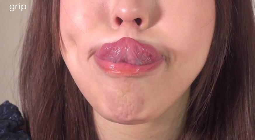 長舌天使降臨!唾吐き鼻フェラ舐め噛みバキューム 菖蒲るい サンプル画像01