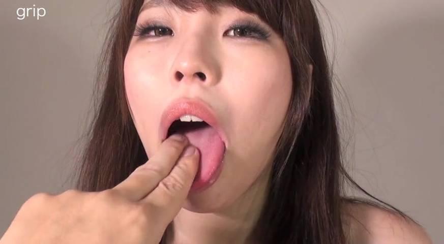 長舌天使降臨!唾吐き鼻フェラ舐め噛みバキューム 菖蒲るい サンプル画像02