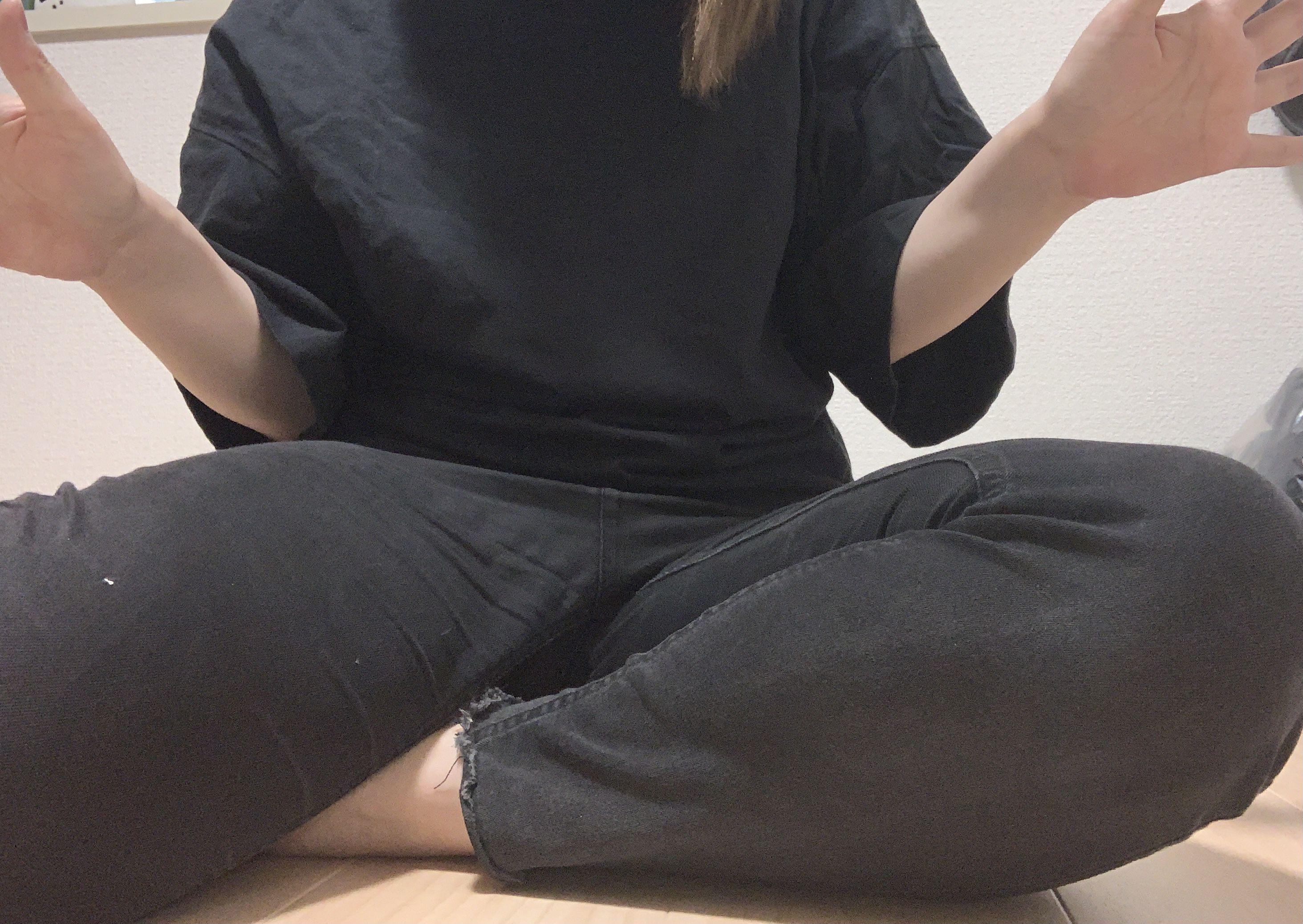 普通の女の子の腕の毛抜き-スマホ自撮り◎あんな(26歳)OL サンプル画像01