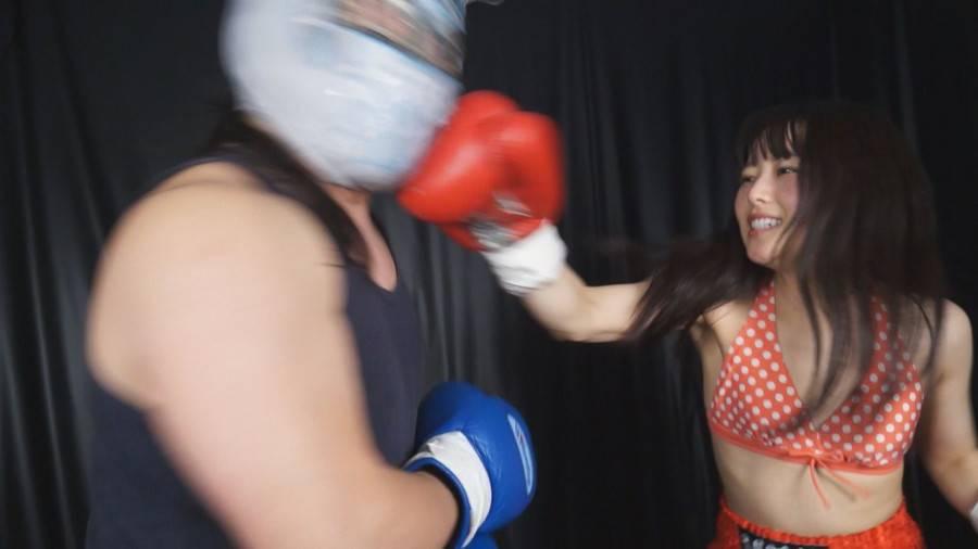 【HD】格闘男虐め グローブで殴られたい男01【プレミアム会員限定】 サンプル画像01