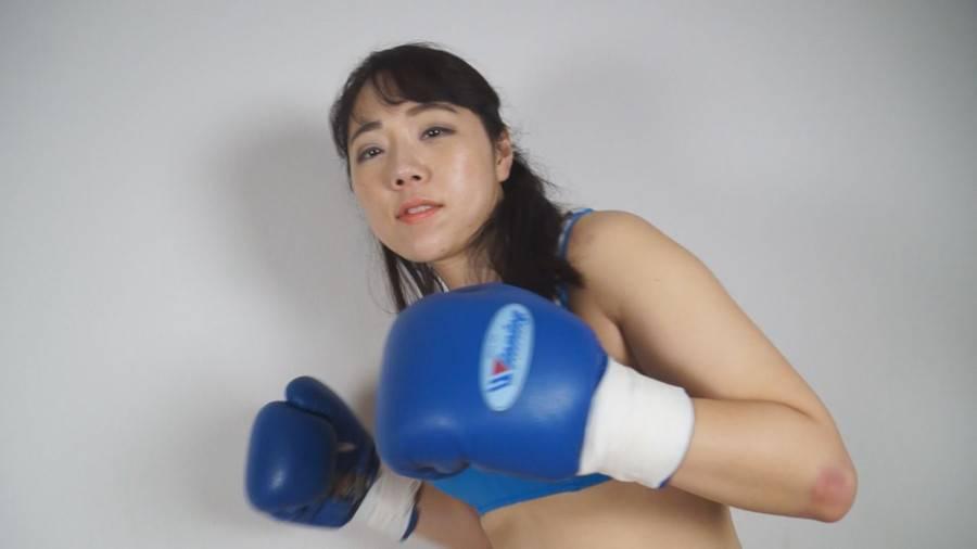 【HD】格闘男虐め グローブで殴られたい男01【プレミアム会員限定】 サンプル画像05