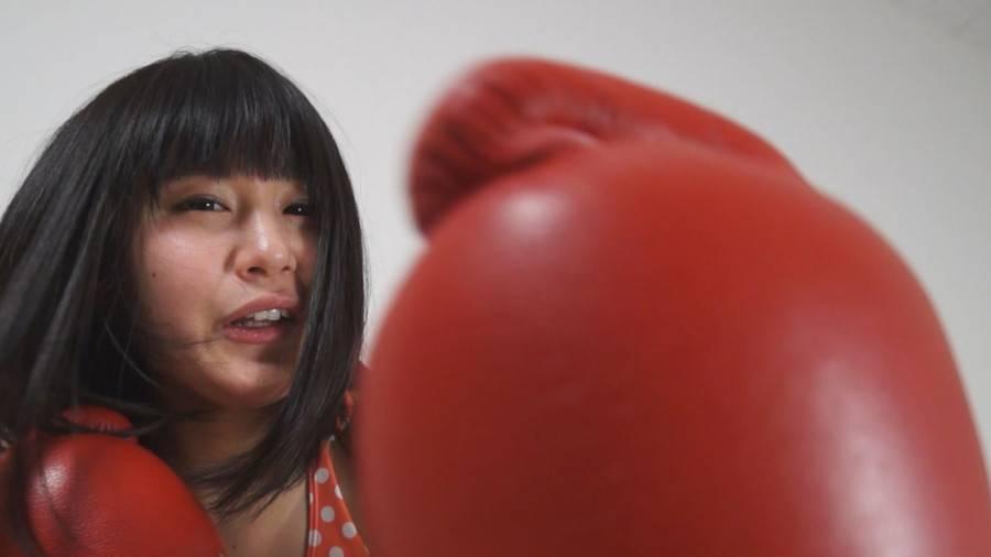 【HD】格闘男虐め グローブで殴られたい男01【プレミアム会員限定】 サンプル画像11