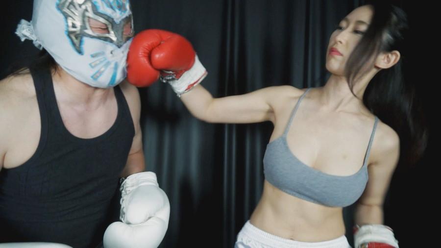 【HD】格闘男虐め グローブで殴られたい男03【プレミアム会員限定】 サンプル画像04
