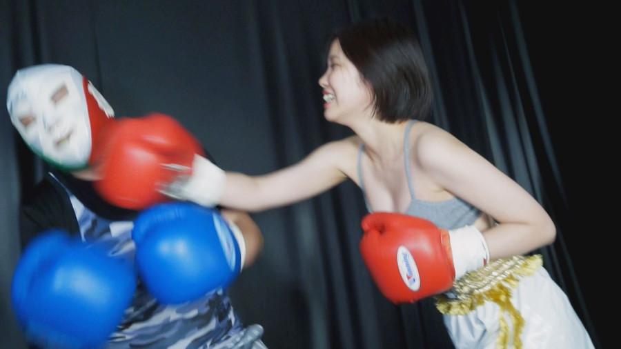 【HD】格闘男虐め グローブで殴られたい男03【プレミアム会員限定】 サンプル画像08