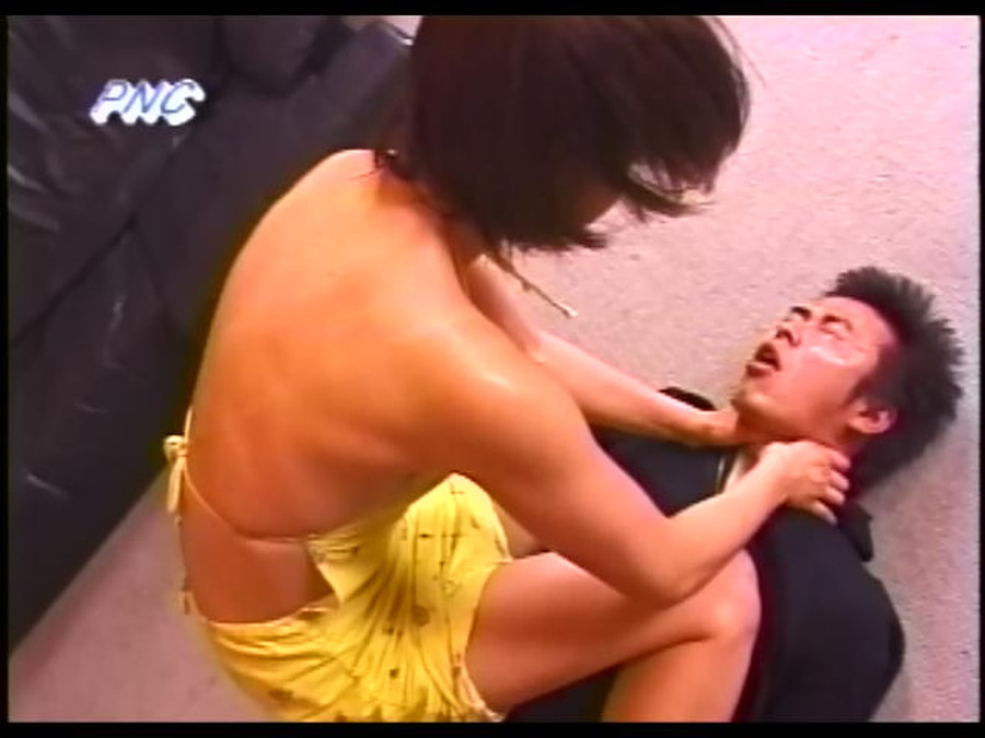 女絞殺魔 首絞め窒息ビデオvol06 サンプル画像06