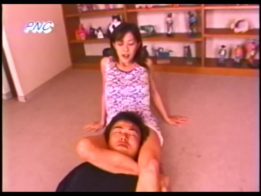 女絞殺魔 首絞め窒息ビデオvol06 サンプル画像12
