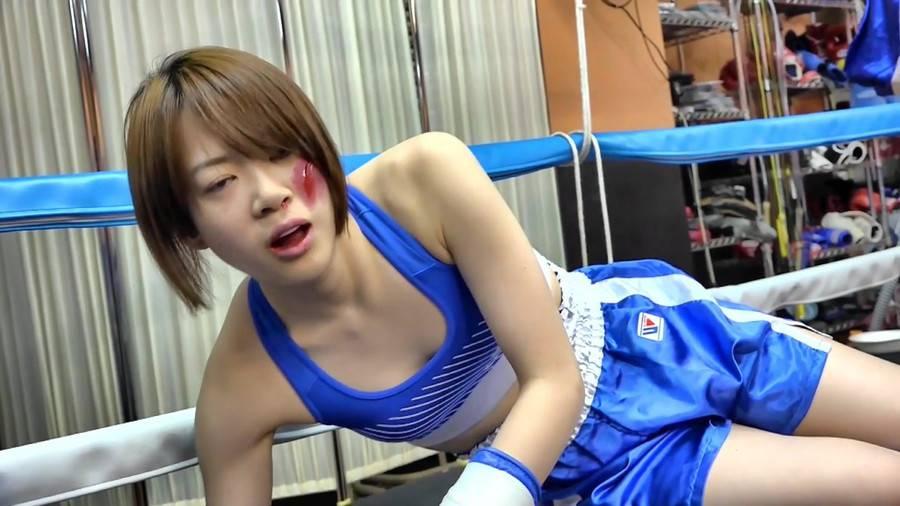 【HD】KO Angels 彩良VS優 サンプル画像01