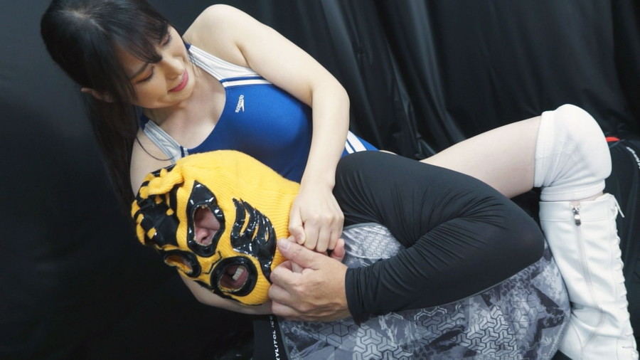 【HD】男女混合失神マッチ女勝ち 4【プレミアム会員限定】 サンプル画像03