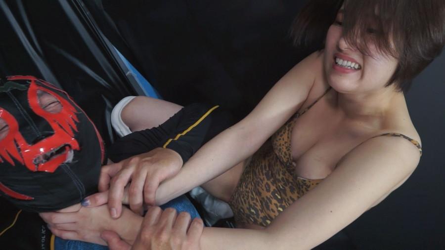 【HD】男女混合失神マッチ女勝ち 4【プレミアム会員限定】 サンプル画像11