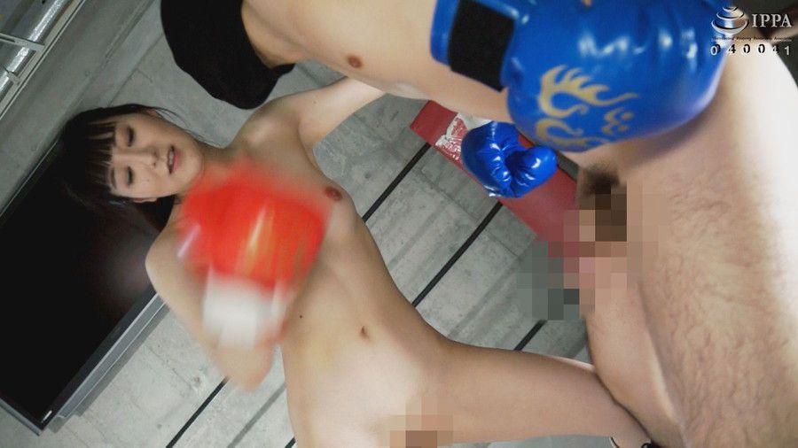 【HD】NEW格闘フェチ男女ボクシング対決 1【プレミアム会員限定】 サンプル画像10