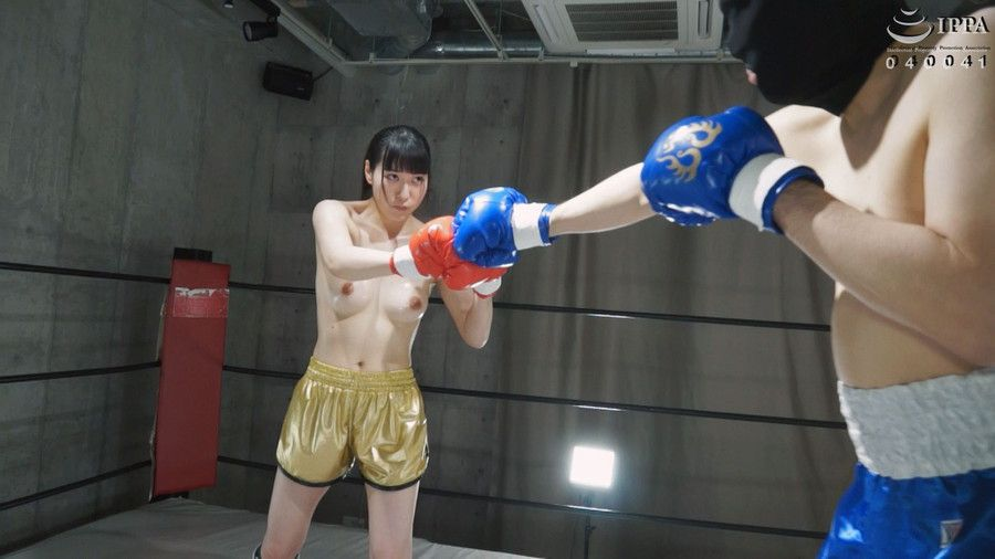 【HD】NEW格闘フェチ男女ボクシング対決 1【プレミアム会員限定】 サンプル画像12