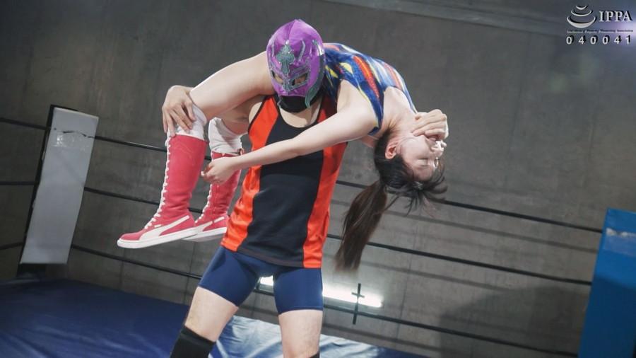 【HD】NEW格闘フェチ男女プロレス対決 1【プレミアム会員限定】 サンプル画像01