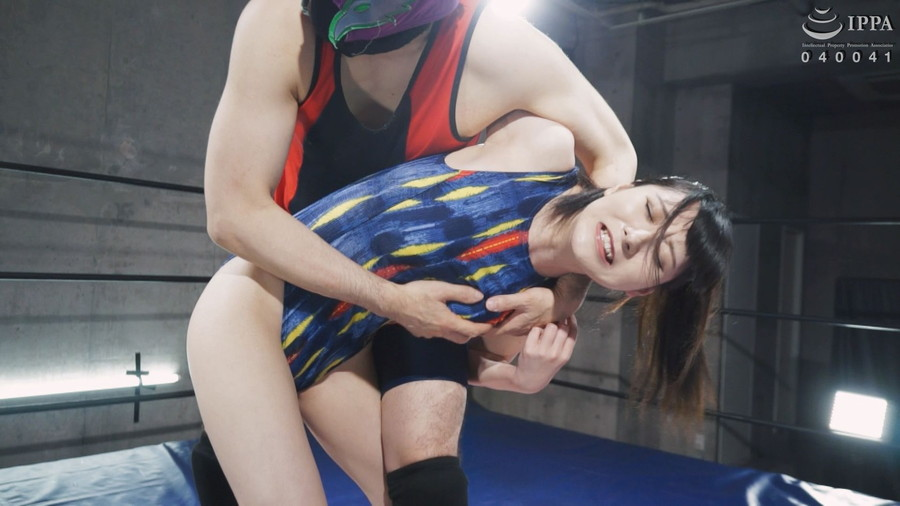 【HD】NEW格闘フェチ男女プロレス対決 1【プレミアム会員限定】 サンプル画像11