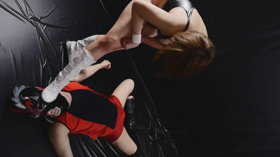 【HD】NEW格闘フェチ男女プロレス対決 2【プレミアム会員限定】 サンプル画像07