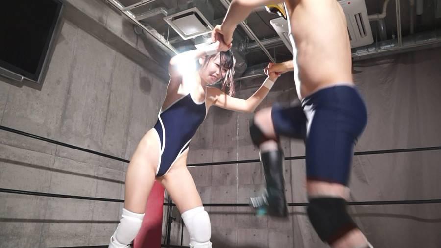 【HD】NEW格闘フェチ男女プロレス対決 5【プレミアム会員限定】 サンプル画像08