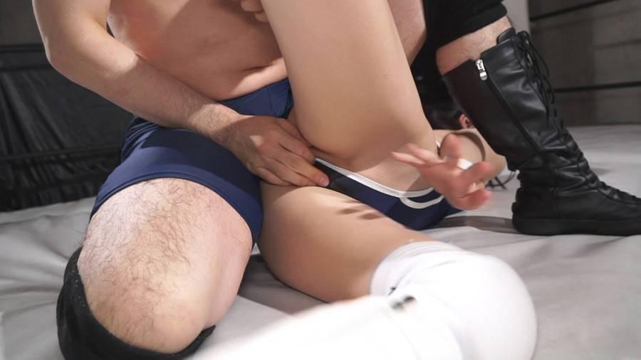 【HD】NEW格闘フェチ男女プロレス対決 5【プレミアム会員限定】 サンプル画像09