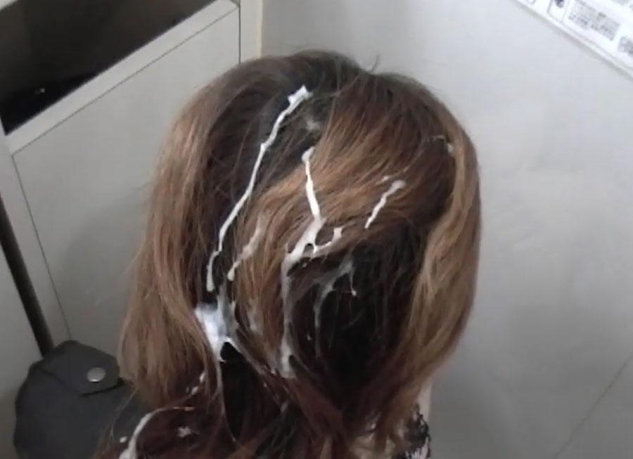 ビーナス復刻 髪コキ髪射 4_01 サンプル画像11
