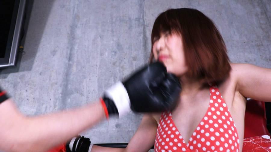 【HD】格闘女虐め 人間サンドバッグ編1 サンプル画像07