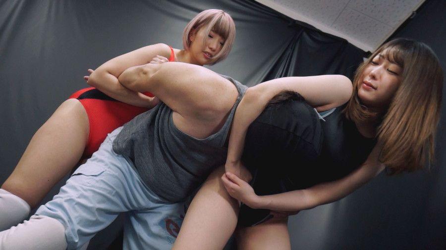 【HD】格闘男虐めスペシャル01【プレミアム会員限定】 サンプル画像03