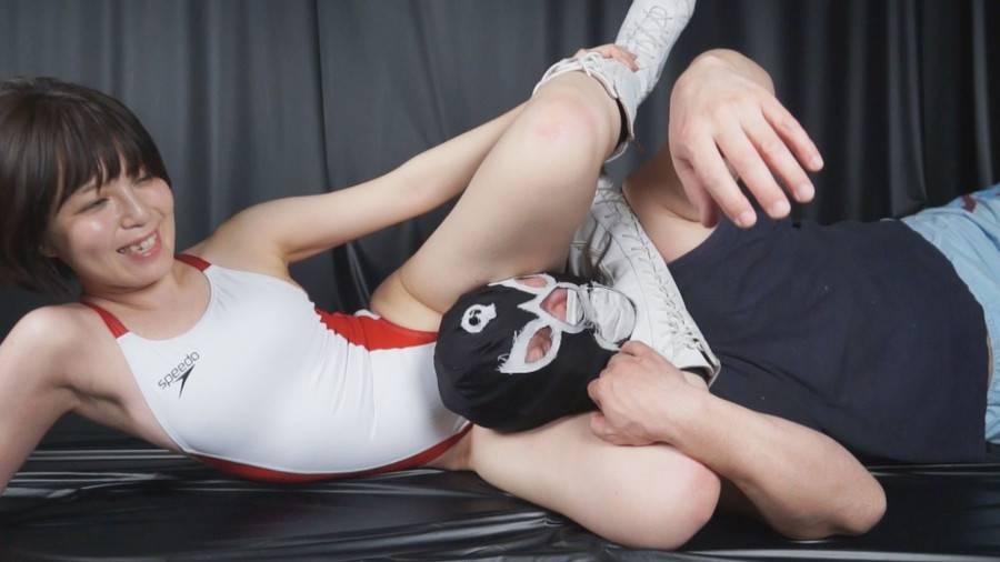 【HD】格闘男虐め 太股締め技編4【プレミアム会員限定】 サンプル画像09