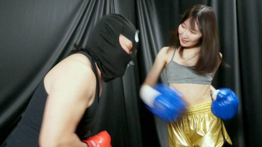 【HD】新グローブで殴られたい男02【プレミアム会員限定】 サンプル画像10