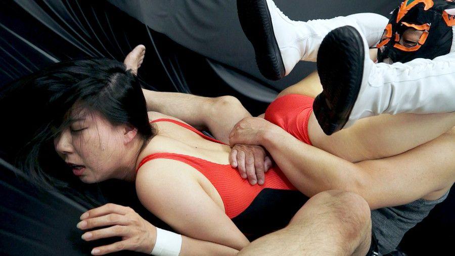 【HD】格闘女虐め 反り技地獄編1【プレミアム会員限定】 サンプル画像06