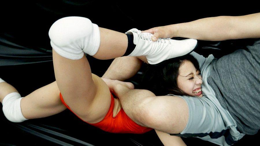 【HD】格闘女虐め 反り技地獄編1【プレミアム会員限定】 サンプル画像09