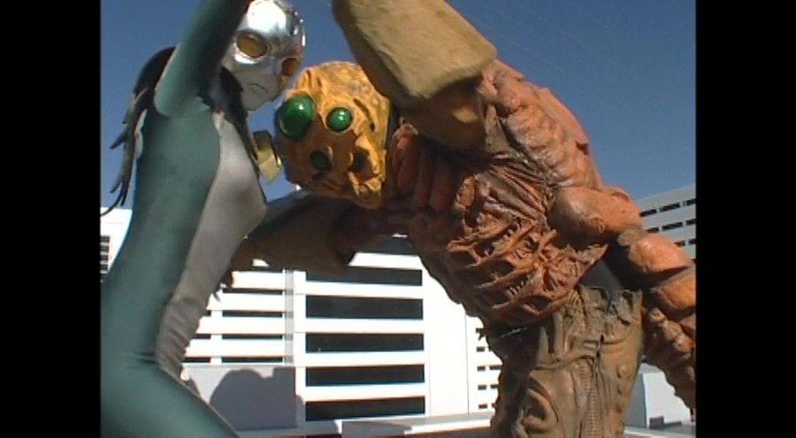 レキオ 対 昆虫怪獣 サンプル画像08