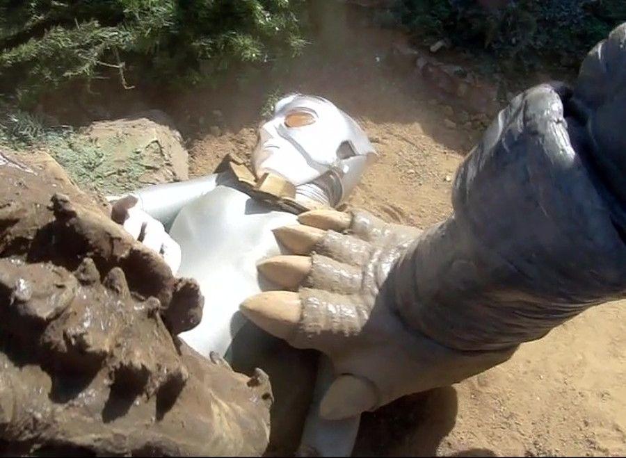 レキオ 対 地底怪獣 サンプル画像01