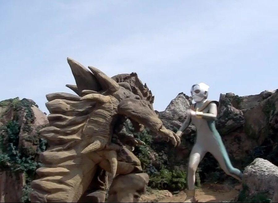 レキオ 対 地底怪獣 サンプル画像09