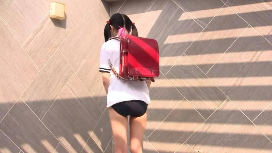【HD】ちおりちゃんのブルマー&ロリパン&スク水 サンプル画像07