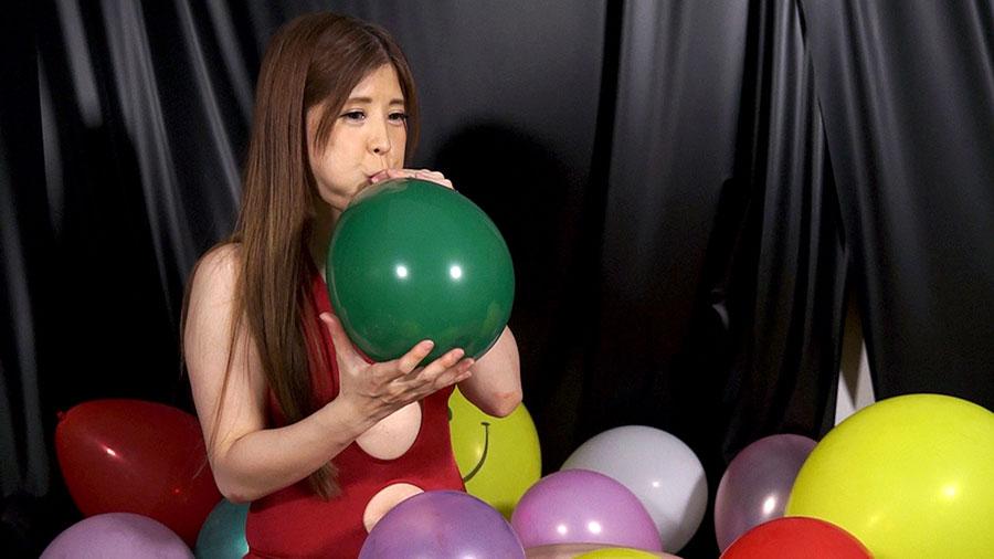 【HD】風船エロス娘 02 サンプル画像07