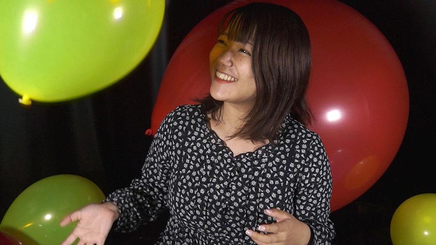 【HD】風船エロス娘 03 サンプル画像01