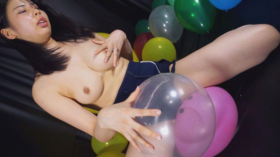 【HD】風船エロス娘 06 サンプル画像06