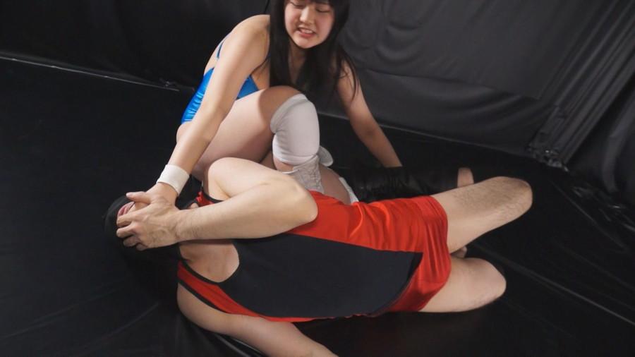 【HD】MIXプロレス・カップル対決 4【プレミアム会員限定】 サンプル画像05