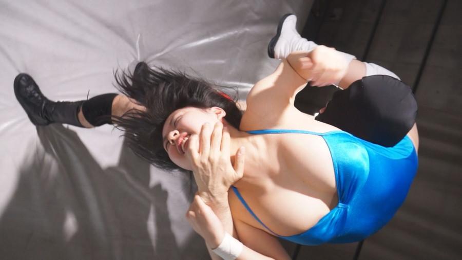 【HD】MIXプロレス・カップル対決 4【プレミアム会員限定】 サンプル画像12