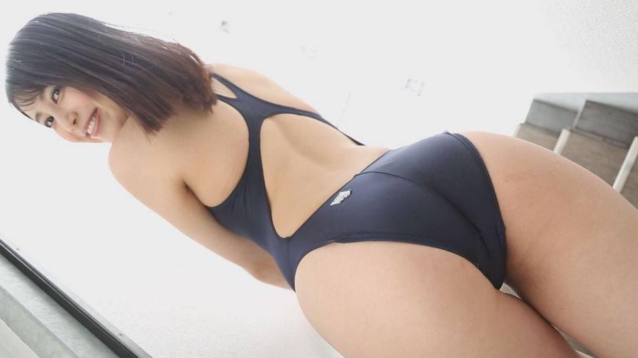 【HD】光沢系競水美女図鑑 6 サンプル画像01