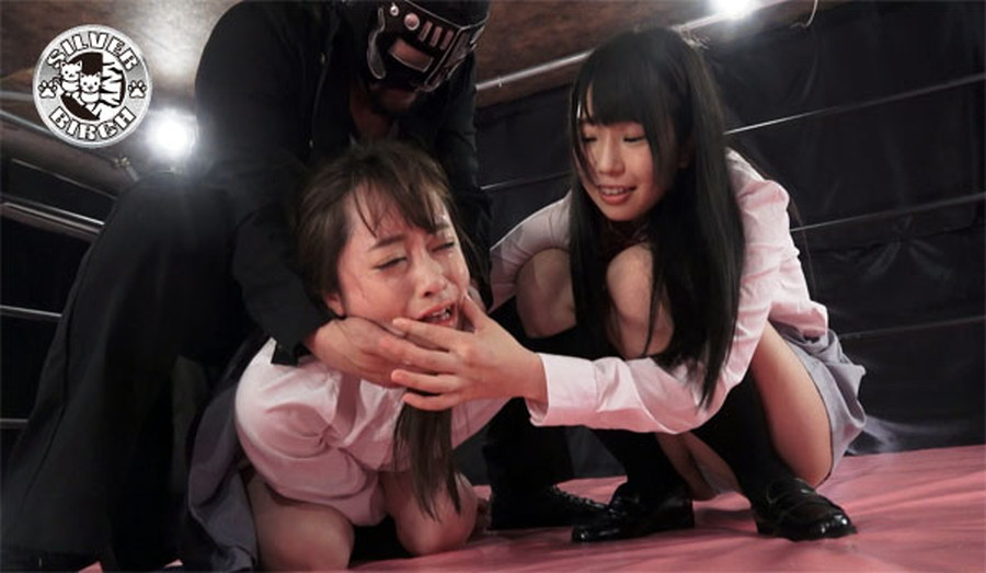 富樫勇次と女生徒の男女プロレスしごき -学園編- 壱巻 サンプル画像05