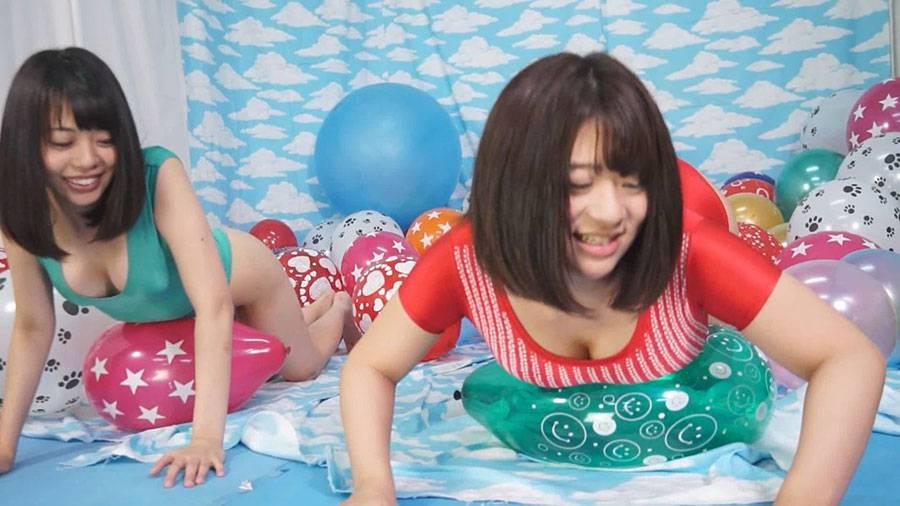 風船女子の園総集編 サンプル画像07