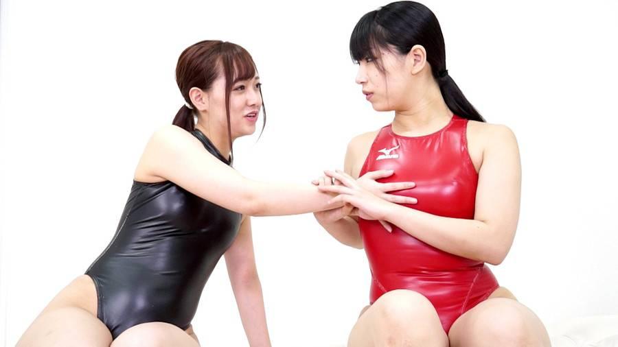 【HD】新水球痴女姉妹 2 サンプル画像04