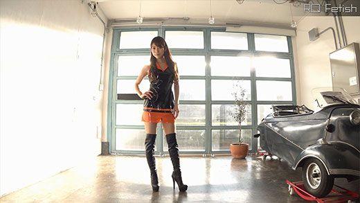 【HD】レースクイーンフェチ#014 ムービー版【1】 サンプル画像01