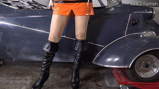 【HD】レースクイーンフェチ#014 ムービー版【1】 サンプル画像05