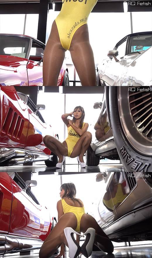 【HD】レースクイーンフェチ#045 ムービー版【2】 サンプル画像04