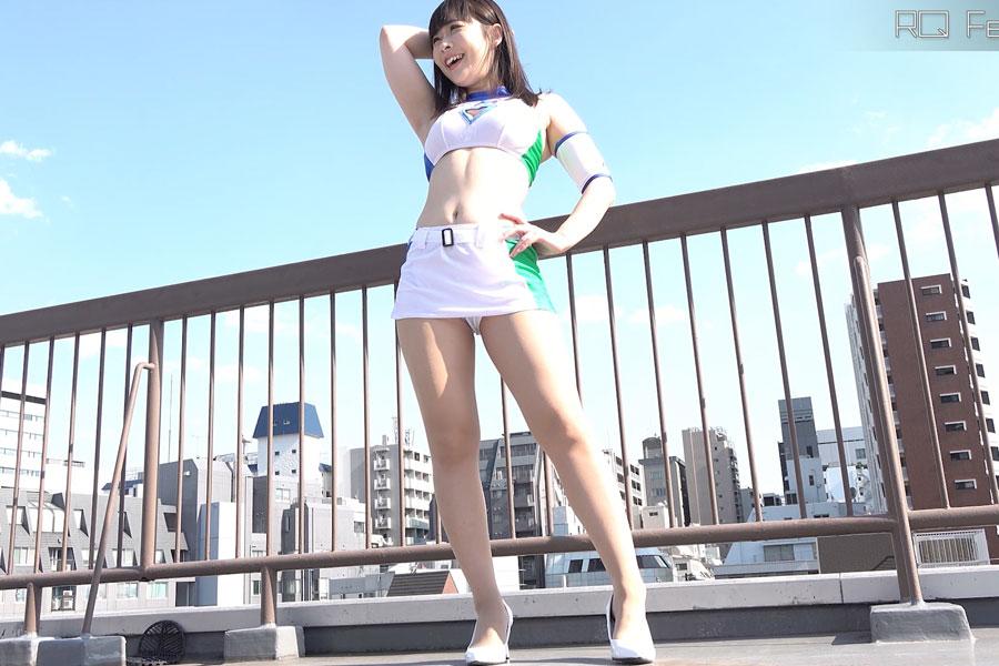 【HD】レースクイーンフェチ#066 ムービー版【1】 サンプル画像01