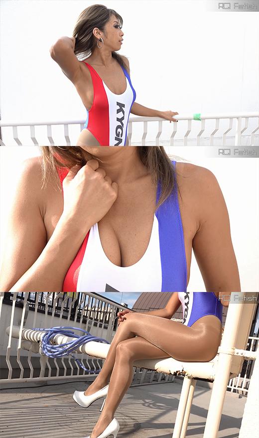 【HD】レースクイーンフェチ#076 ムービー版【2】 サンプル画像02