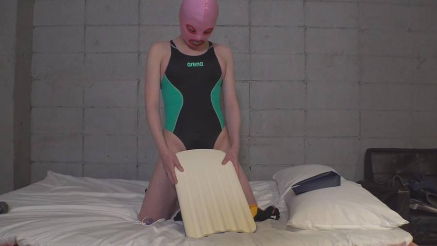 【HD】PAN-PHILIA7 女性用競泳水着着用フェチ男性モデル公開オーディション サンプル画像06